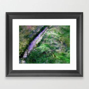 Curiosity Framed Art Print by  it´s Ephemeral