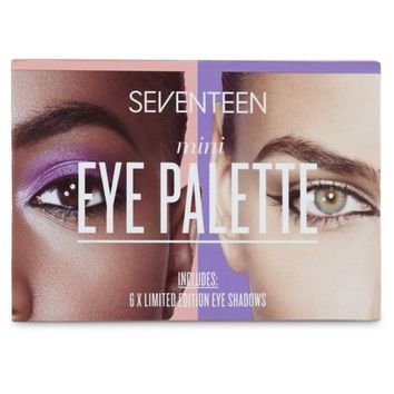 Seventeen Mini Eye Palette