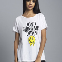 Don't Bring Me Down Tee