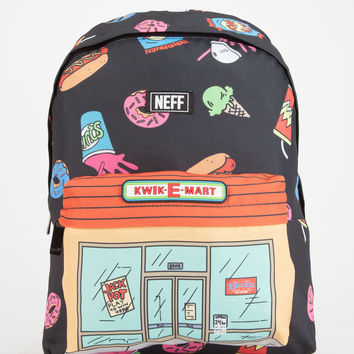 NEFF x The Simpsons Kwik-E-Mart Backpack | Backpacks