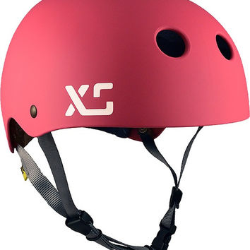 Xs Classic Skate Helmet Xs/Small Neon Pink CPSC