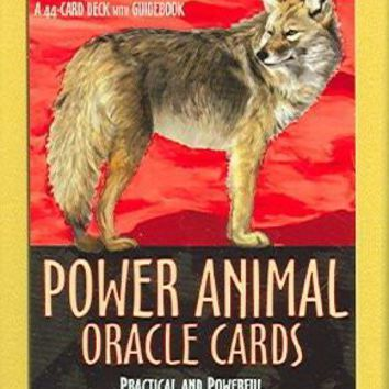 Power Animal Oracle Cards: Practical And Powerful Guidance from Animal Spirit Guides: Power Animal Oracle Cards