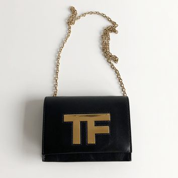 Authentic TOM FORD Micro Shoulder WOC