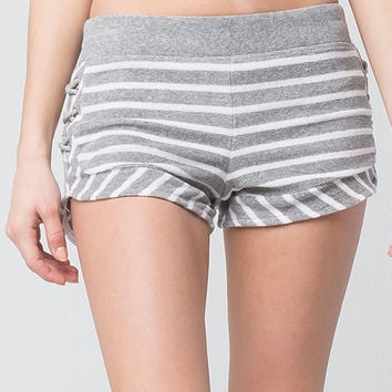 FULL TILT French Terry Womens Dolphin Shorts | Shorts