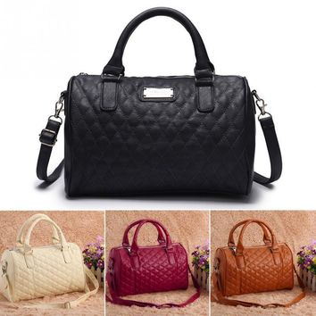 Fashion Lady Travel Bag Hobo Bag Women Leather Handbag Shoulder Party Crossbody Bag Tote Messenger Satchel Purse