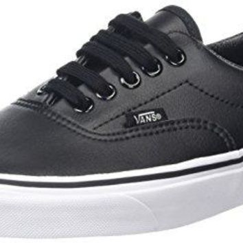 Vans Mens Classic Tumble Era Leather Trainers