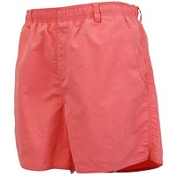 Manfish Swim Trunk in Coral by AFTCO