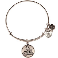 St. Louis Cardinals Silver Primary Logo Charm Bangle by Alex and Ani - MLB.com Shop