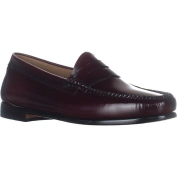 Weejuns G.H. Bass & Co. Whitney Penny Loafers, Cordovan, 10 US / 42 EU