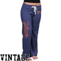 Florida Gators Ladies Relaxed Pants - Royal Blue