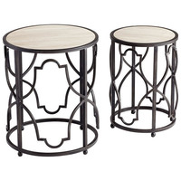 Cyan Design Gatsby Tables, Set/2 - 06161