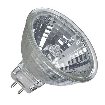 12 Volt 20W Halogen Light Bulb MR16 Spot Lamp Replacement 2 Pin GU5.3 Fitting