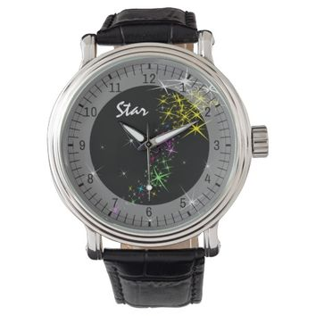 Christmas Star Wristwatches