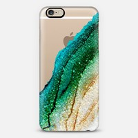 FLAWLESS EMERALD by Monika Strigel iPhone 6 iPhone 6 case by Monika Strigel | Casetify