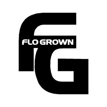 FloGrown Badge Decal