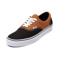 Vans Era Skate Shoe, Black Tan | Journeys Shoes