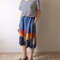 landscape skirt {sold out}