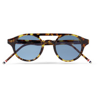 Thom Browne - Round-Frame Acetate Sunglasses | MR PORTER