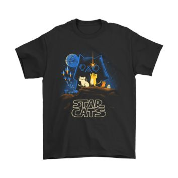 ESBCV3 Darth Vader Cats Star Wars Shirts