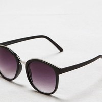 AEO Women's Oversized Sunglasses (Black)