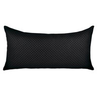 DKNY Transit Oblong Throw Pillow in Black