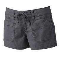 Unionbay Pork Chop Shortie Shorts - Juniors