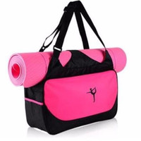 Multi-functional Clothes Yoga, Gym, Mat Sports Bag
