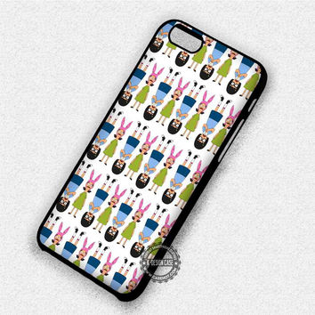 Tina and Louise Belcher - iPhone 7 6 Plus 5c 5s SE Cases & Covers