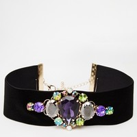 ASOS Jewel Choker Necklace