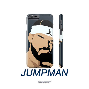Drake Jumpman OVO Apple IPhone 4 5 5c 6 6s Plus Galaxy Case 6 God XO Weeknd