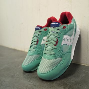 BC HCXX Saucony Shadow 5000  Cavity Pack  in Minty Fresh #S70033-65