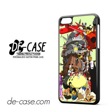 Mononoke Totoro Anime Manga DEAL-7375 Apple Phonecase Cover For Iphone 5C