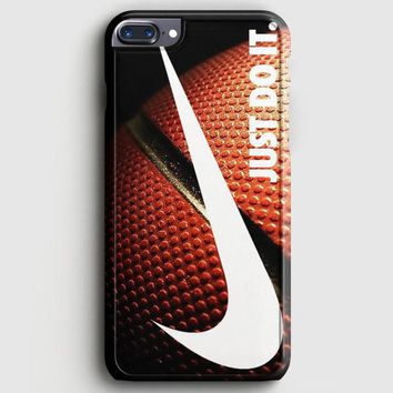 Nike Just Do It Galaxy Nebula  01 iPhone 8 Plus Case | casescraft