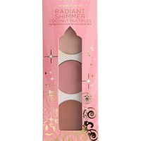 Radiant Shimmer Coconut Multiples