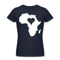 Love Africa T-Shirt | Spreadshirt | ID: 9574582