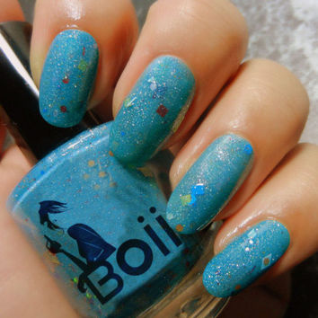 Boii Nail polish - Boys in blue