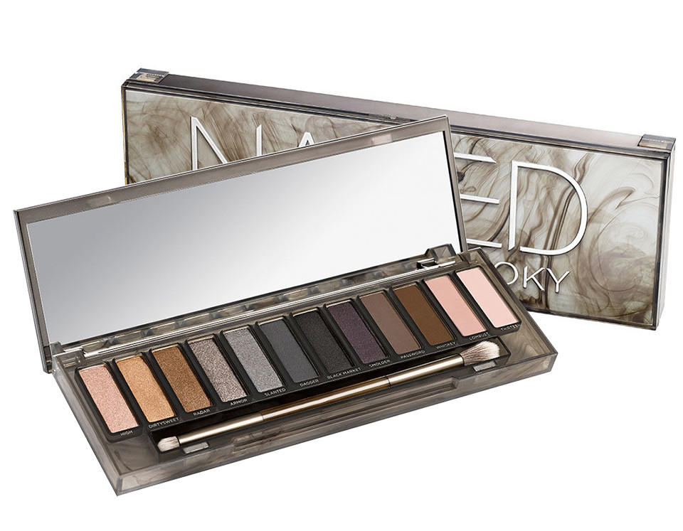 Urban Decay Naked Reloaded Eyeshadow Palette 12 Colors S1
