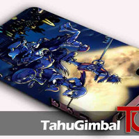 Walt Disney Kingdom Hearts 3D iPhone Case for iPhone 4/4S, iPhone 5/5S, iPhone 5C and,Samsung Galaxy S3, S4