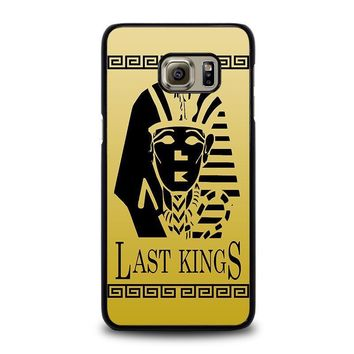 tyga last kings samsung galaxy s6 edge plus case cover  number 1