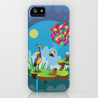 UP iPhone Case by Maria Jose Da Luz | Society6