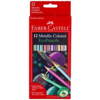 Faber-Castell Metallic Eco Colored Pencils | Hobby Lobby | 1151075