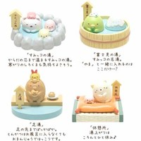 Sumikko Gurashi Collectable Desk Top Display -- Hot Spring (Random)