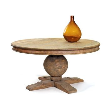 Round Winchester Dining Table