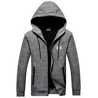 UNDER ARMOUR Women Men Lover Top Coat Grey I-A001-MYYD