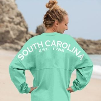 South Carolina Est. 1788 - Classic Spirit Jersey®