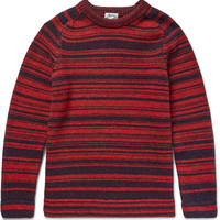 Acne Studios - Kees Striped Wool Sweater