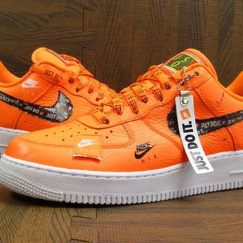"""Nike Air Force 1 '07 PRM """"Just Do It"""""""
