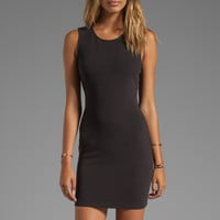 Soft Joie Ayla Ponte Dress in Black