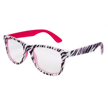 Zebra Nerd Glasses | Girls Sunglasses & Cases Accessories | Shop Justice