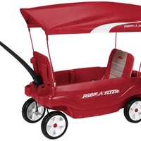 "Radio Flyer Ultimate Comfort 42"" Wagon - Free Shipping"